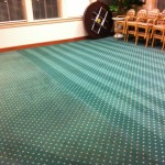Commercial Carpet (Before & After)