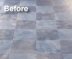 Linoleum/Vinyl (Before & After)