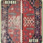 Rug Cleaning (Before & After)